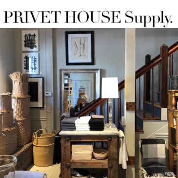 HOMESTEAD HOUSE CALL – Privet House Boutique in Connecticut