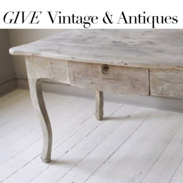 THE GIFT LIST – 36 Antique and Vintage Gift Ideas.