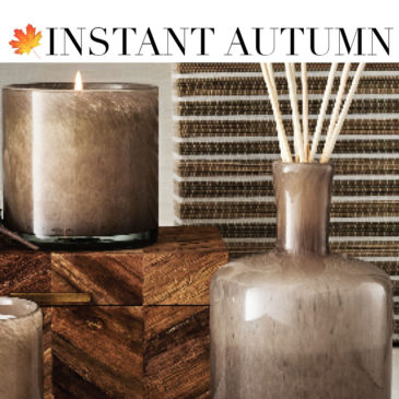 I SHOP FOR YOU -3 ways to bring autumn into your home: Part 1 – SCENT