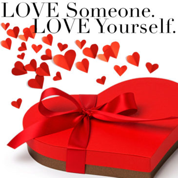 VALENTINE'S DAY – Thoughtful gifts.